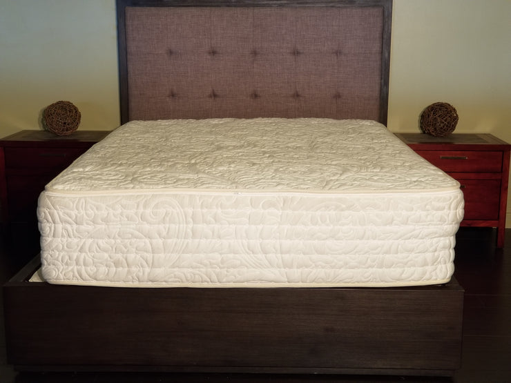 Our Lifetime Mattress Signature Fit Latex Hybrid Mattress