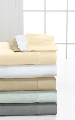 DreamFit Degree 6 Micro TENCEL / SUPIMA Cotton Sheet Ensemble