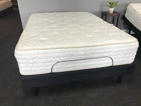 Posh+Lavish CustomSides Latex Core Mattress