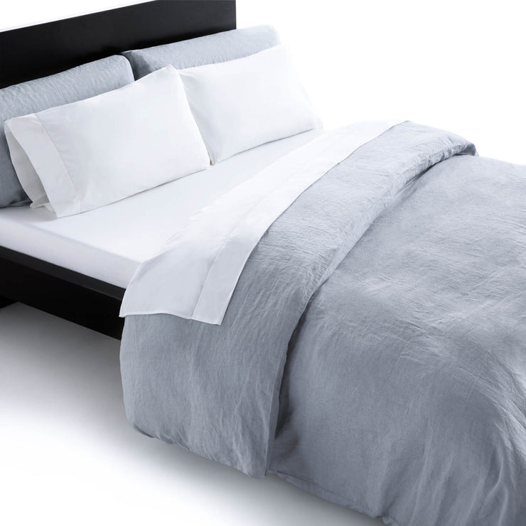 Malouf French Linen Duvet Set