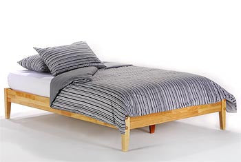 "Night and Day Furniture ""Sage"" (P Series) Basic Platform Frame"