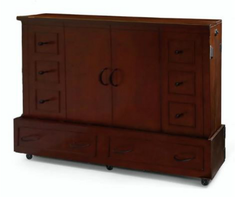 Night & Day Apothecary Mobile Chest Bed