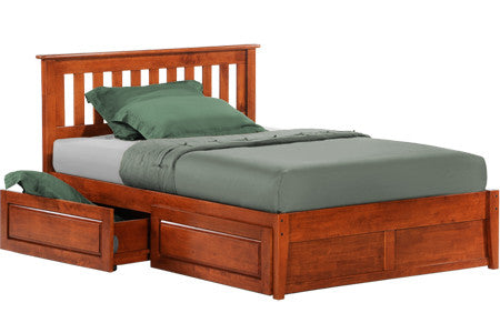 "Night and Day Furniture ""Rosemary"" (P Series) Platform Frame"