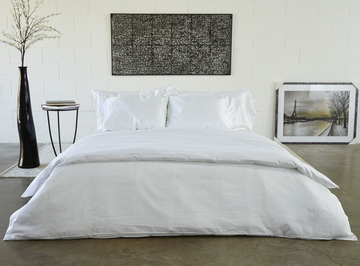 Hemmed Organic Cotton Sheets by LifeTime Mattress