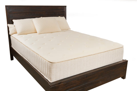 Signature Fit Natural Latex Hybrid Mattress by Lifetime Mattress