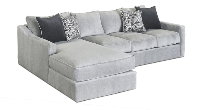 Certified Organic Daisy Sectional Sofa