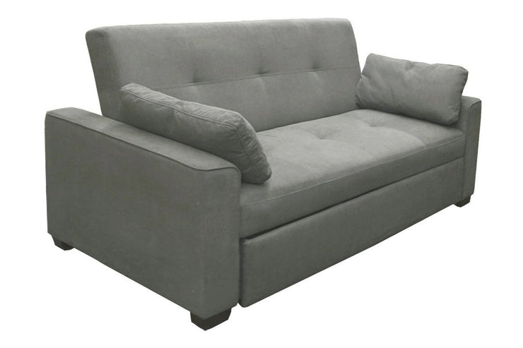 Eco-Sofa Natural Latex Upholstered Sofa Bed