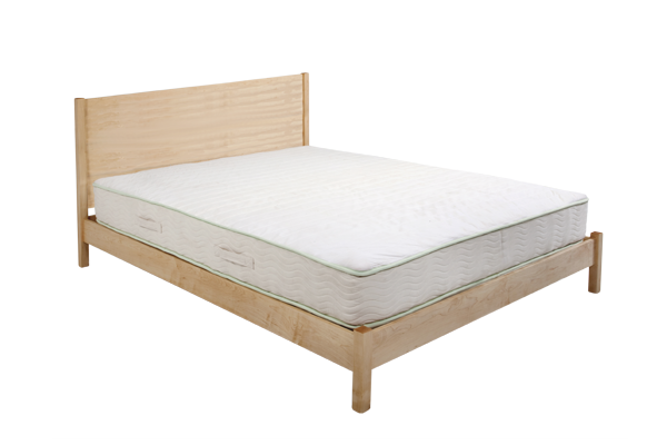 Dapwood Furniture Timber Ridge Platform Wood Bed Frame