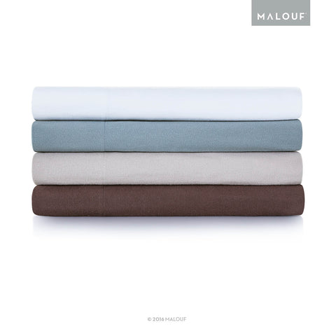Malouf Portuguese Flannel Sheet Sets