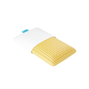 BLU SLEEP CALM Chamomile Oil Infused Memory Foam Pillow