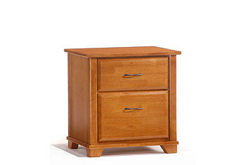 Night & Day Juniper 2-Drawer Nightstand