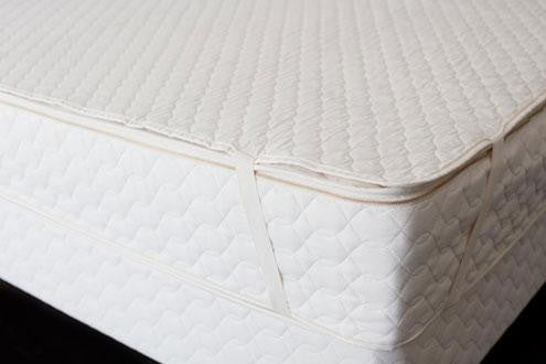 Savvy Rest Organic Cotton Mattress Pad