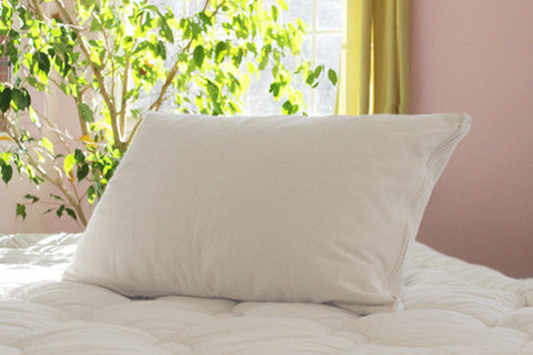 Savvy Rest Organic Wool-Latex Pillow