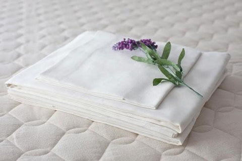 Savvy Rest Organic Cotton Sateen Sheet Sets