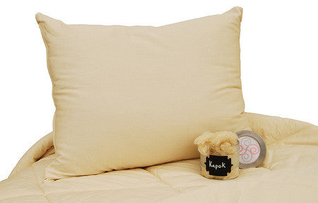 Suite Sleep Kapok Silk Pillow