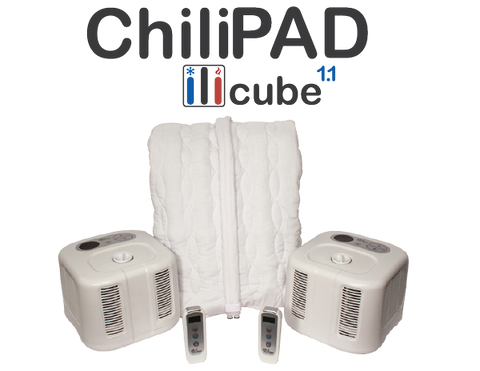 ChiliPad Cube – Cooling & Heating Mattress Pad