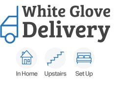 White Glove Delivery for Adjustable Bases