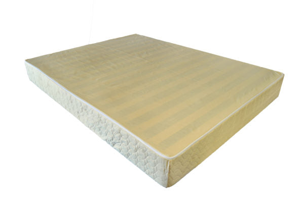 Lifetime Mattress Wood Slat Foundation Kit - Organic Cotton Cover