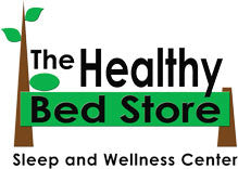 The Healthy Bed Store Logo