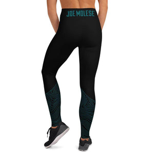 petrol wave performance tighst leggings