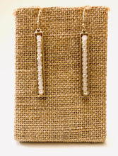Load image into Gallery viewer, Beaded Crystal Earrings