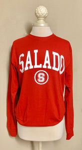 Collegiate Style Long Sleeve Tee
