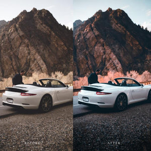Automotive Mobile Presets