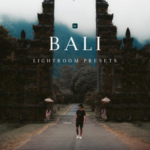Bali Lightroom Desktop