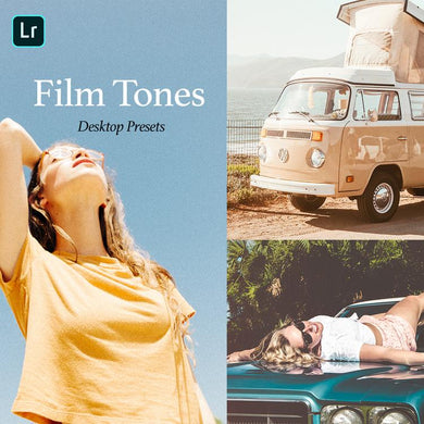 Film Tones Lightroom Desktop
