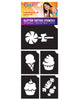 5 Piece Sweet Treats Stencil Pack
