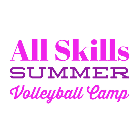 All Skills Summer Volleyball Camp