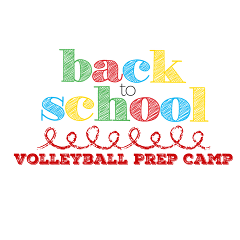 Back to School Volleyball Prep Camp