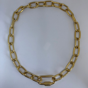 Pamela PC chain necklace