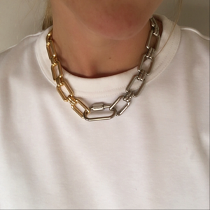 Joanna PC chain necklace