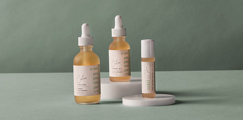 Ami Wellness all natural calm wellness products