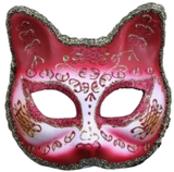Masque Loup Chat