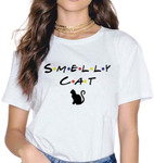 T-Shirt Chat Smelly Cat