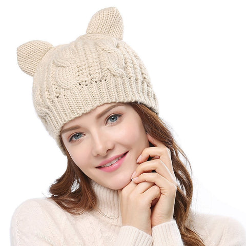 Bonnet Chat h&m