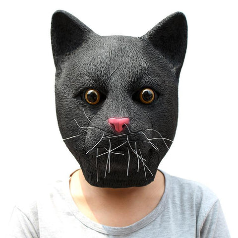 Masque Chat Halloween