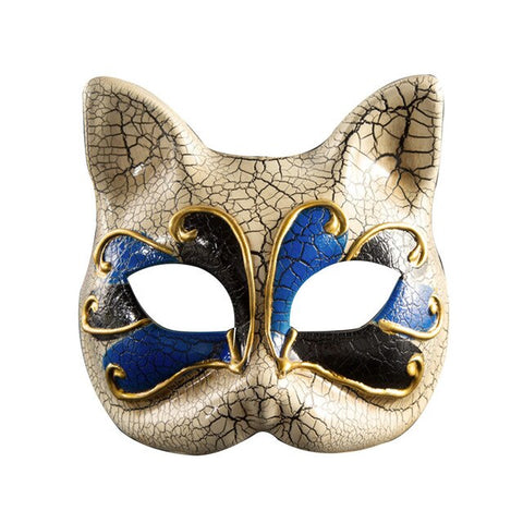 Masque De Chat Carnaval