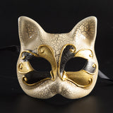 Carnaval Masque <br> Chat