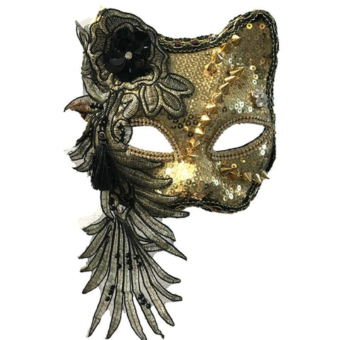 Masque Chat Carnaval