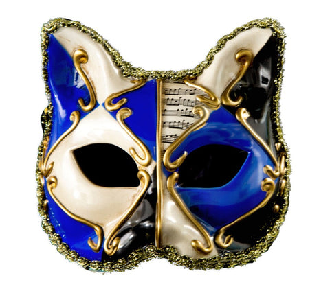 Masque Chat Venitien