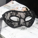 Masque Chat <br> Dentelle