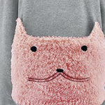Pull Chat <br> Oreille de Chat (Rose)