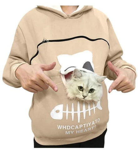 Pull Pour Transporter son Chat
