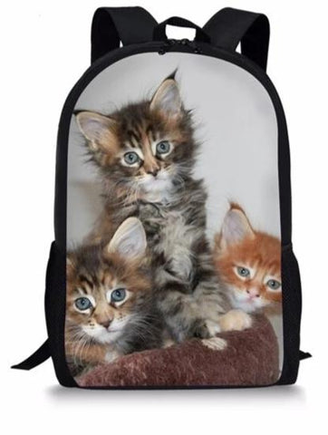Cartable Chatons