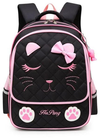 Cartable Fille Chat
