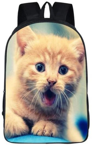 Cartable Chat Enfant