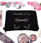 Trousse de Maquillage Chat